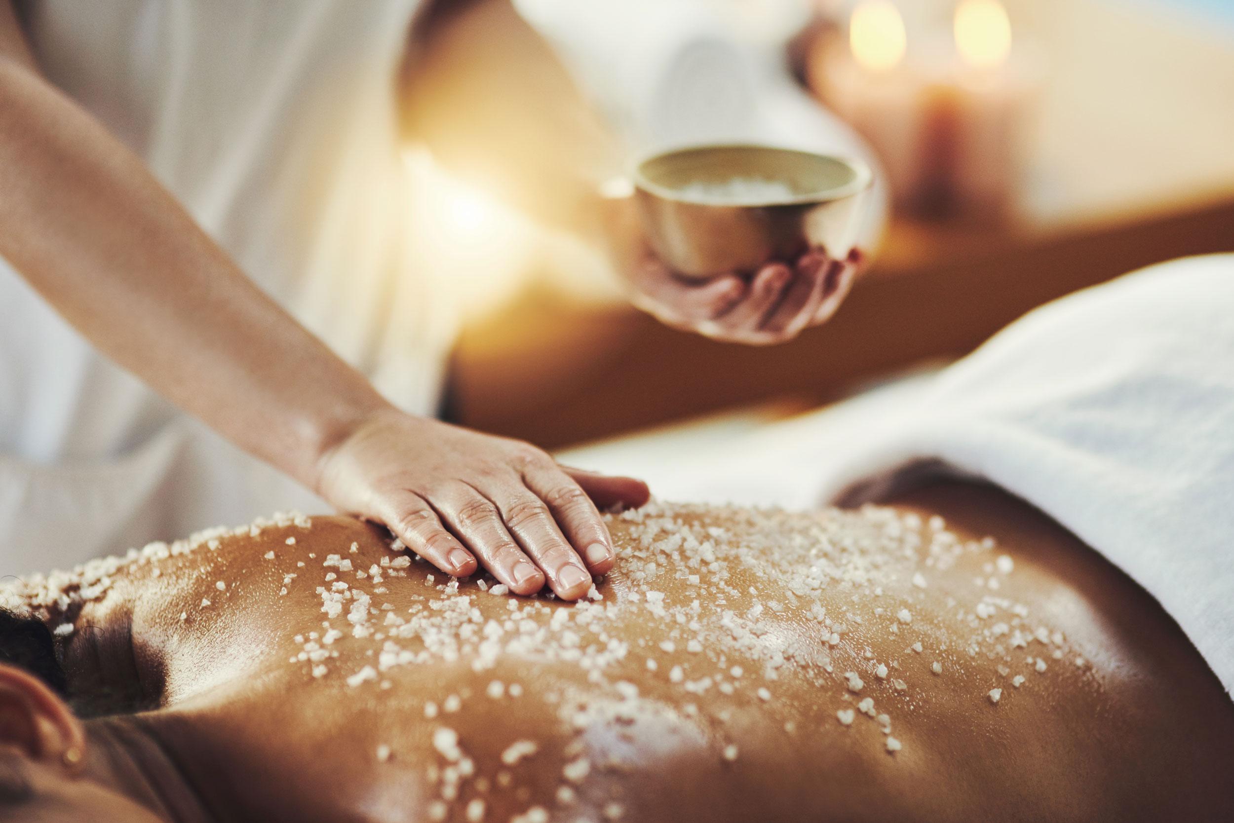 R&R Spa Elemis Body Care Treatments