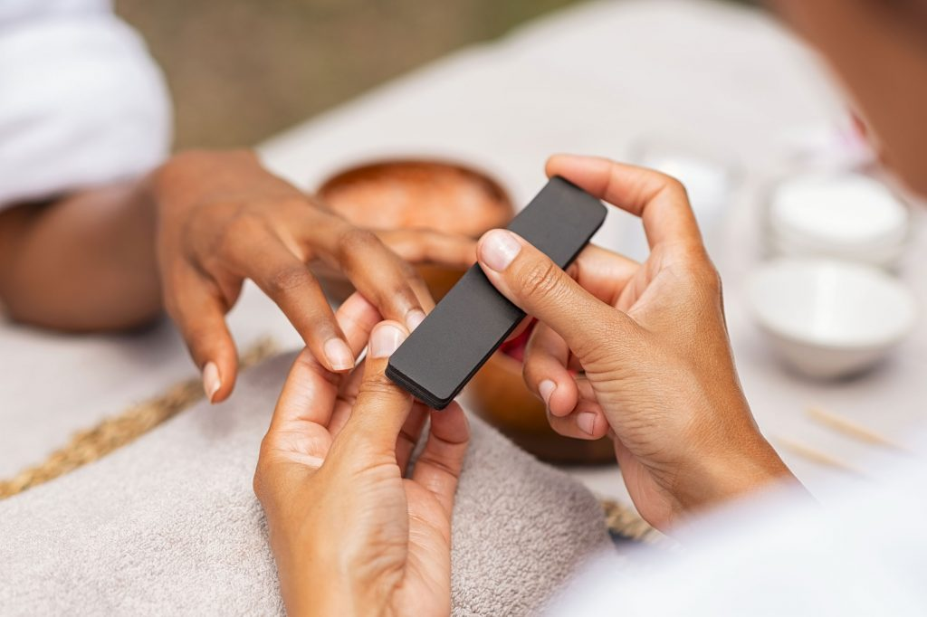 R&R Spa Hand Nail Manicure Treatment
