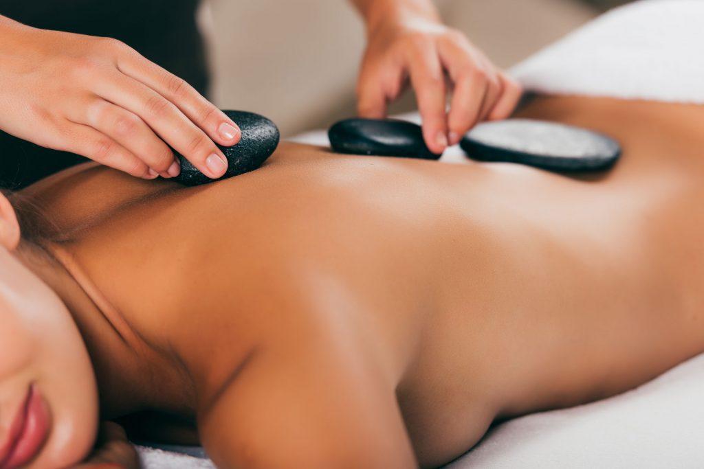 R&R Spa Hot Stone Massage