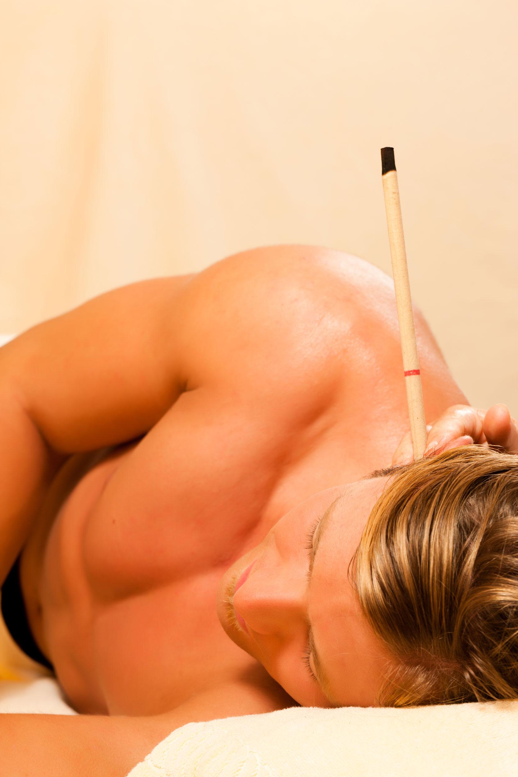 R&R Spa Ear Candling Treatment