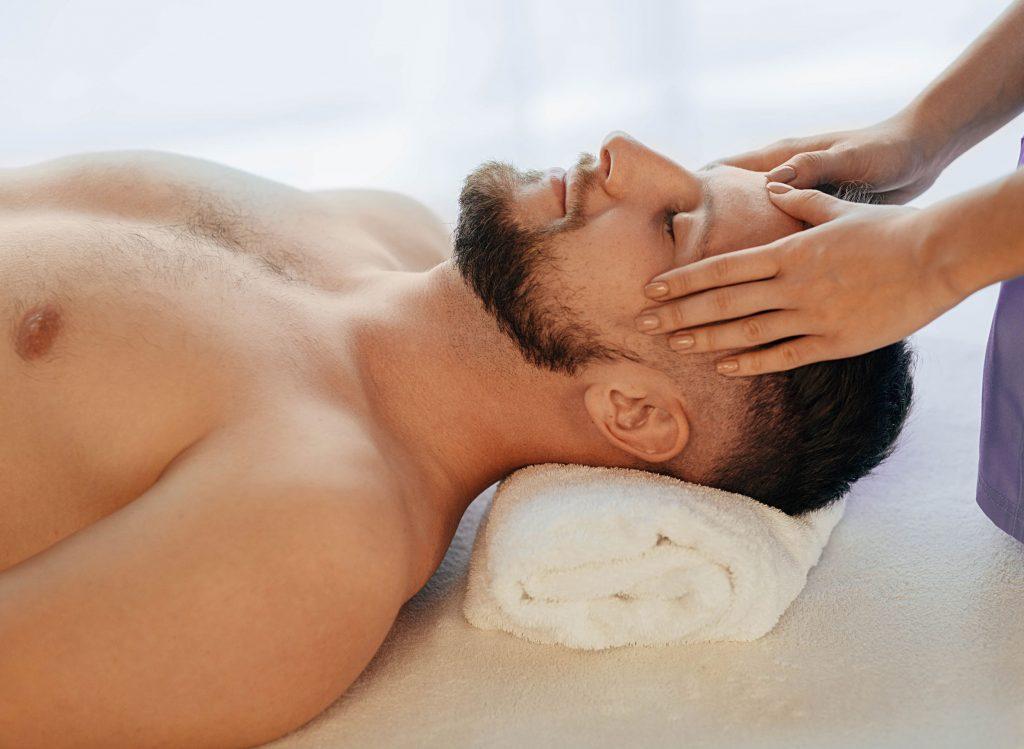 R&R Spa Head Massage