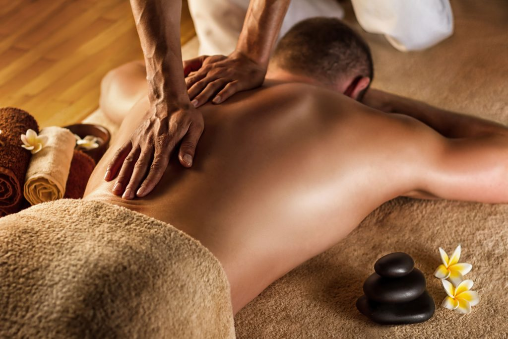 R&R Spa Deep Tissue Massage