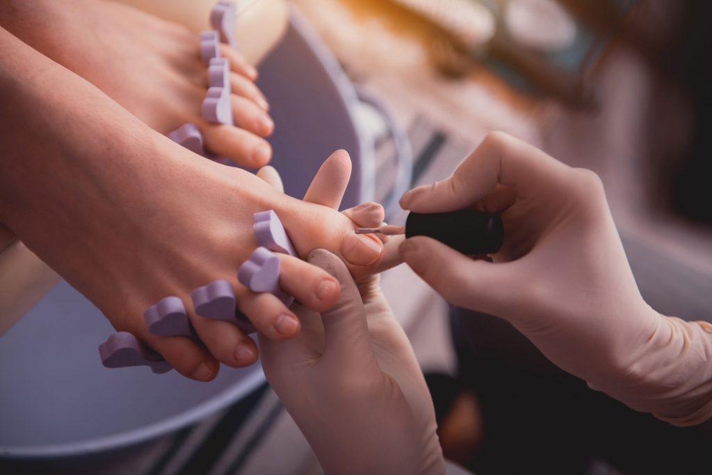 R&R Spa Pedicure Treatments