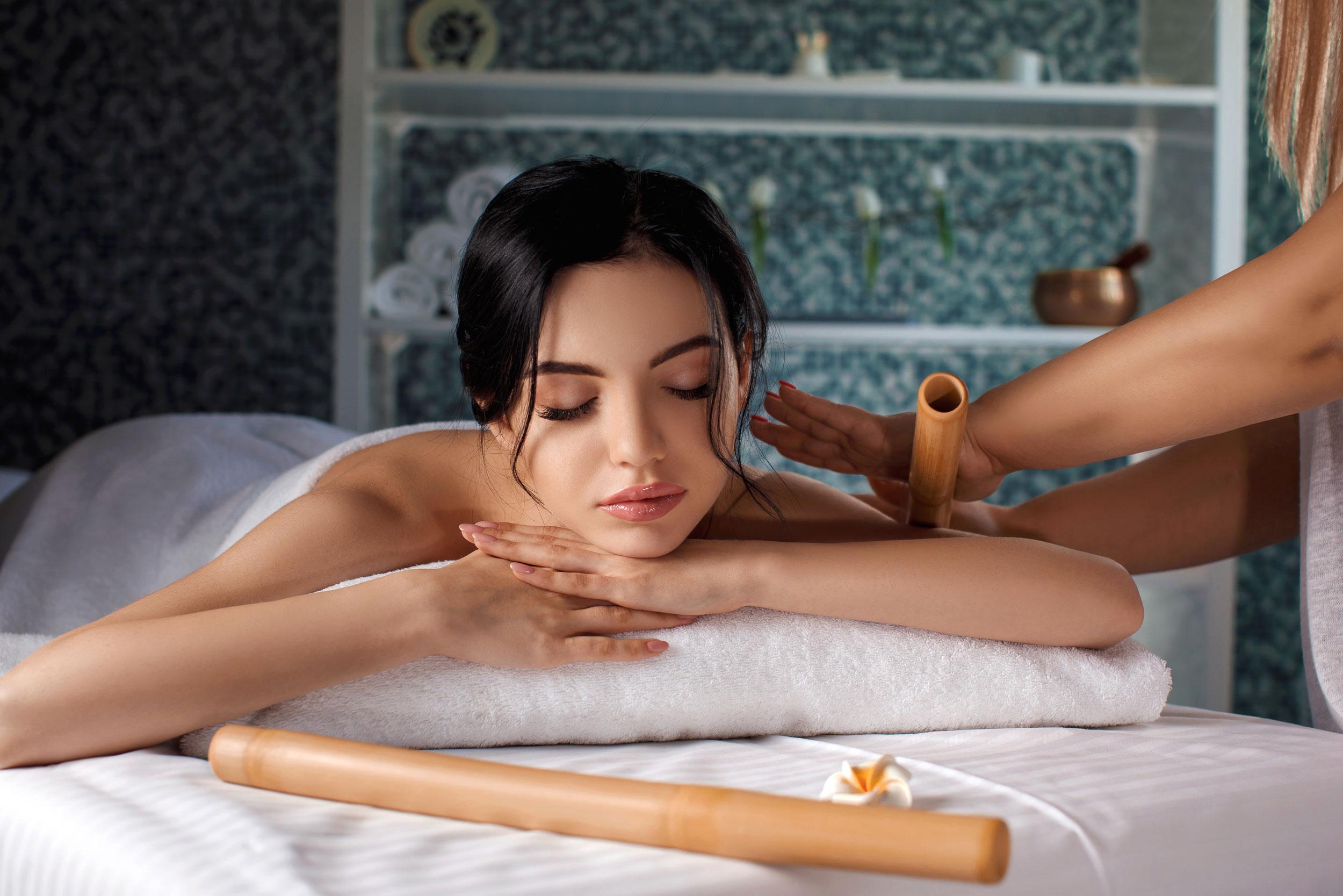R&R Spa Bamboo Massage Treatment