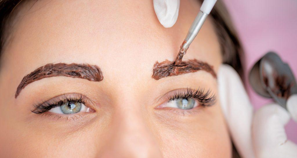 R&R Spa Eyebrow Tint Treatment