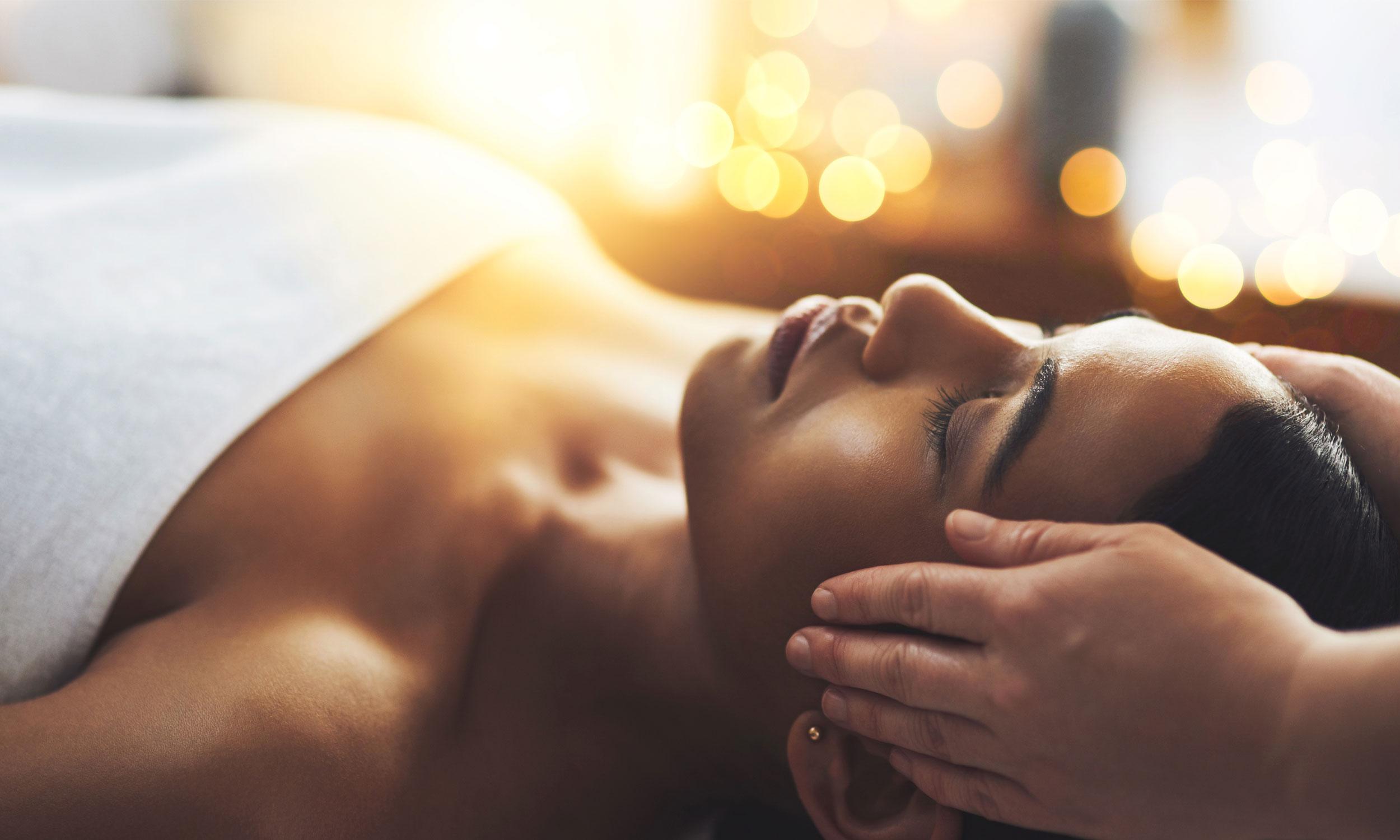 R&R Spa Indian Head Massage